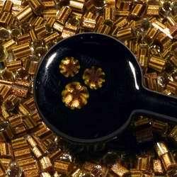 Видео мастер-класс по лэмпворк: Изготовление муррини