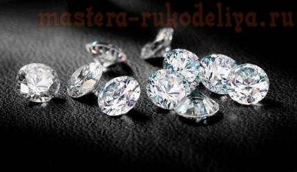 Сверкающая бижутерия с кристаллами Сваровски