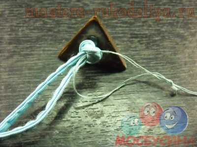 Мастер-класс по сборке бижутерии: Браслет Чан Лу