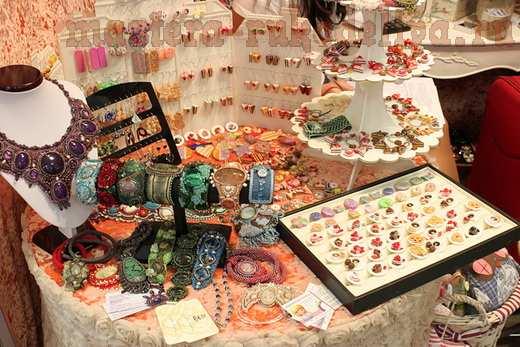 Handmade бижутерия - увлекательное занятие и отличная бизнес-площадка