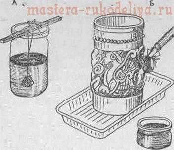 Как патинировать фурнитуру для бижутерии