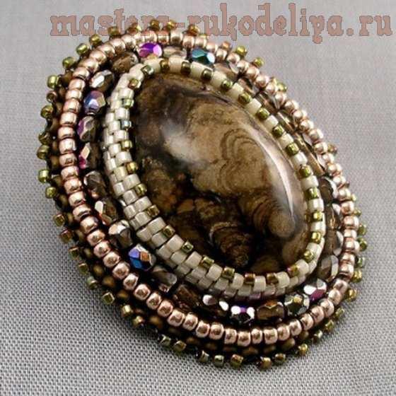 Каменные и стеклянные кабошоны