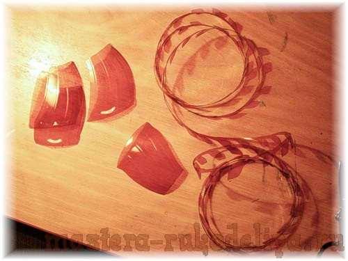 Мастер-класс: БижуТария - Как сделать листики-стебельки