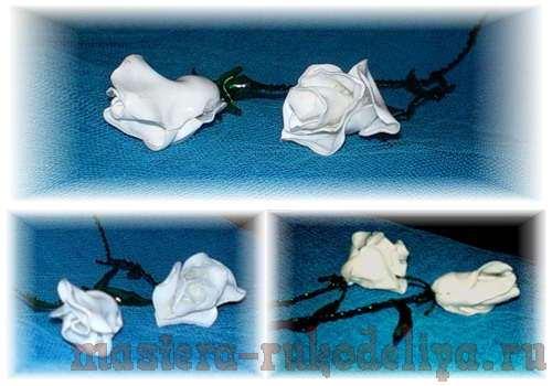 Мастер-класс БижуТарии: Роза из пластиковой бутылки