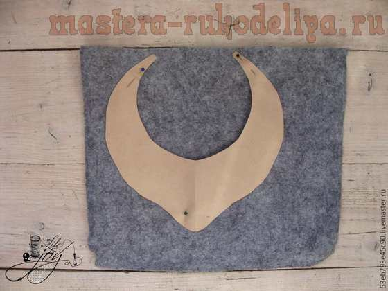 Мастер-класс по вышивке бисером: Колье из бисера; Дуновение.