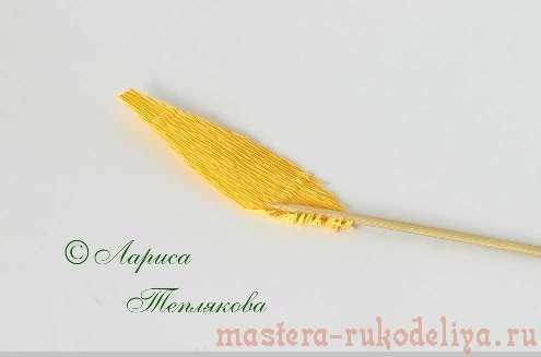 Мастер-класс по свит-дизайну: Игольчатый тюльпан
