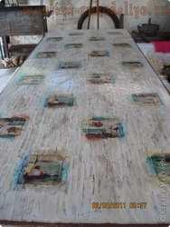 Мастер-класс по декупажу на дереве: Декупажный стол