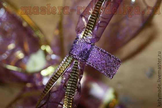 Мастер-класс по свит-дизайну: Ангел из конфетки