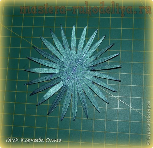 Мастер-класс: Ароматный цветок кактуса