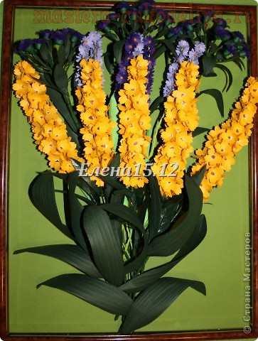 Мастер-класс по цветам из бумаги: Цветы в сундучке