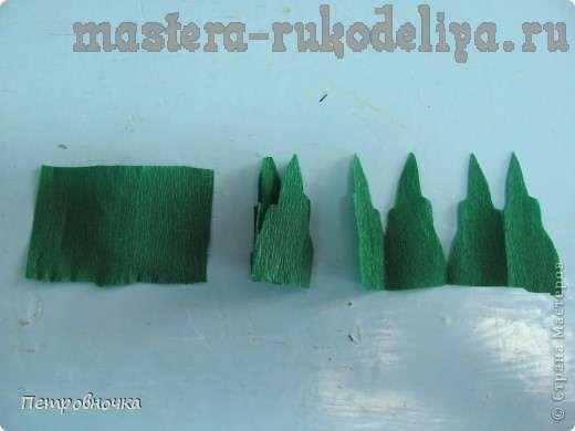 Мастер-класс: Изготовление роз из бумажных салфеток