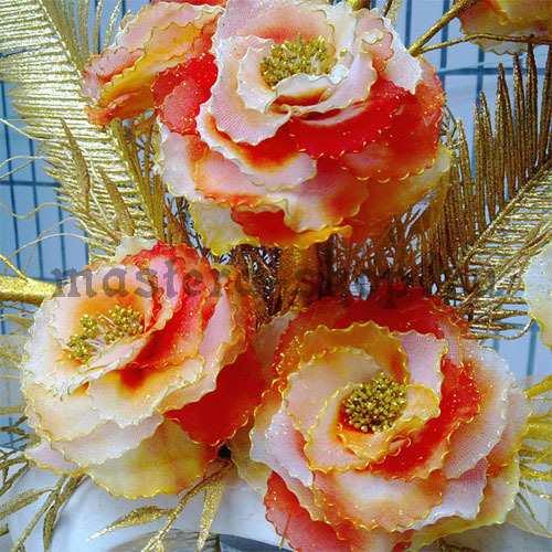 T13XpKXbBwXXbcNyEY_030022 Цветки из капрона своими руками