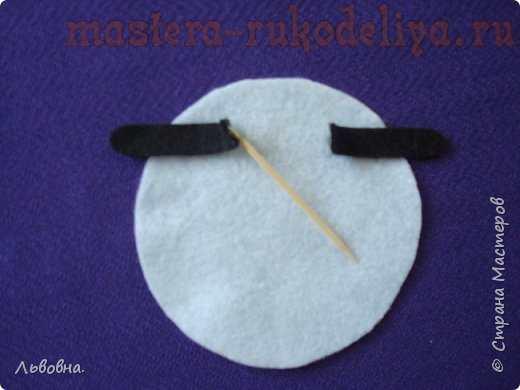 Мастер-класс по шитью из фетра: Игольницы; Овечки.