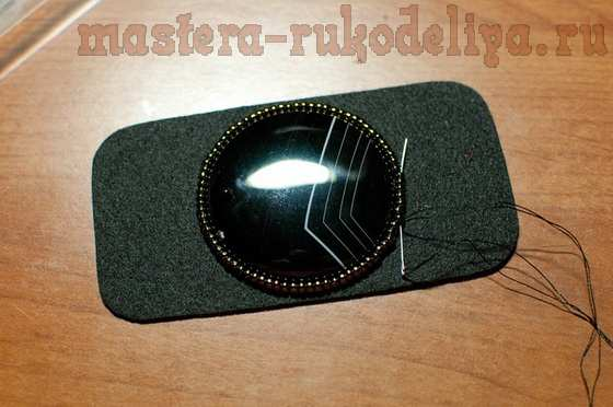 Мастер-класс по изделиям из кожи: Чехол для телефона