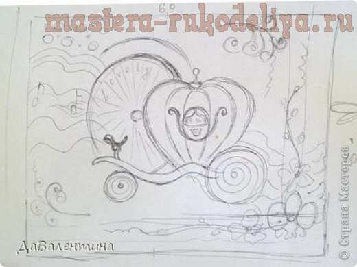 Мастер-класс по изделиям из кожи: Картина; Вальс Мендельсона.