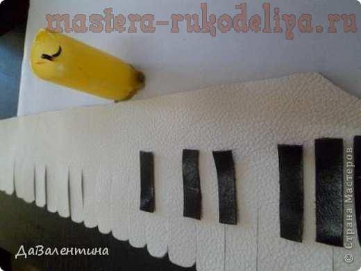 Мастер-класс по изделиям из кожи: Картины; Гитара 1; и; Гитара 2.