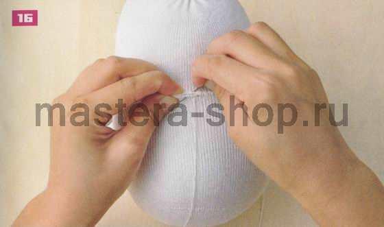 Мастер-класс по шитью игрушек из носков: Собачка
