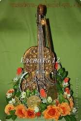 Мастер-класс по картонажу: Ключница; Скрипка.