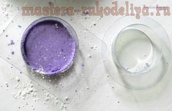 Мастер-класс по созданию косметики своими руками: Бомба для ванн; Облака Прованса.