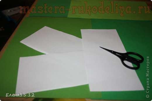 Мастер-класс по квиллингу: Гвоздики из бумаги