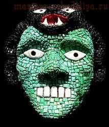 Мастер-класс: Ацтекская маска