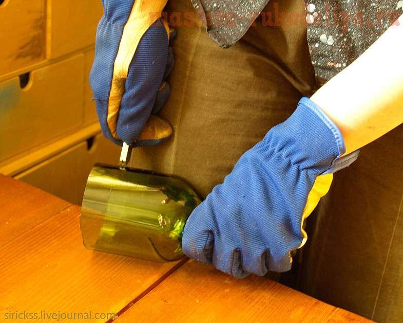 Мастер-класс: Как разрезать бутылку