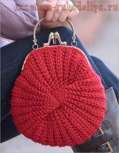 Изготовление кошельков и сумок своими руками с использованием фермуаров