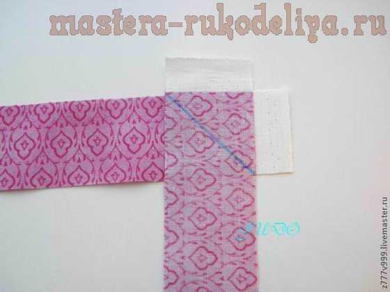 Мастер-класс по пэчворку: Текстильное панно Белошвейка
