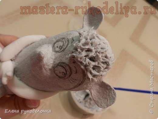 Мастер-класс по папье-маше: Ёжик и сова из рулончиков от туалетной бумаги