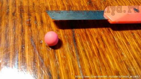 Мастер-класс по лепке из полимерной глины: Баночка для печенья