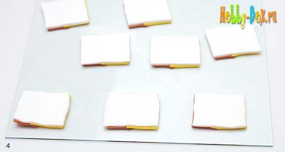 Мастер-класс по лепке из полимерной глины: Браслет «Полевой вьюнок»