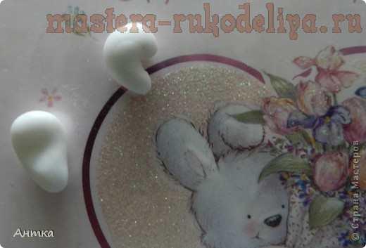 Мастер-класс по лепке из полимерной глины: Букет для милых дам