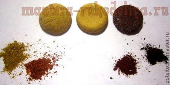 Мастер-класс по лепке из полимерной глины: Чизбургер