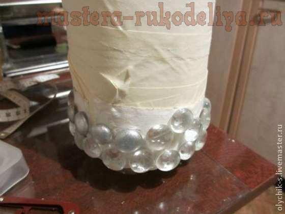Мастер-класс по лепке из полимерной глины: Дед Мороз из ваты
