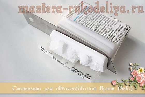 Мастер-класс по лепке из полимерной глины: Декоративные украшения