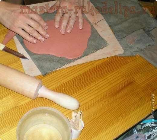 Мастер-класс: Домики из самоотвердевающей полимерной глины