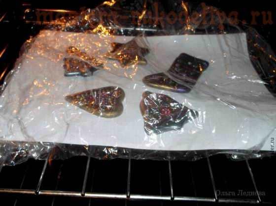 Мастер-класс по лепке: Елочные украшения из полимерной глины