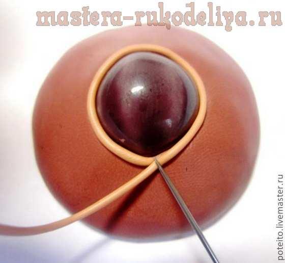 Мастер-класс по лепке из полимерной глины: Филигрань пластикой