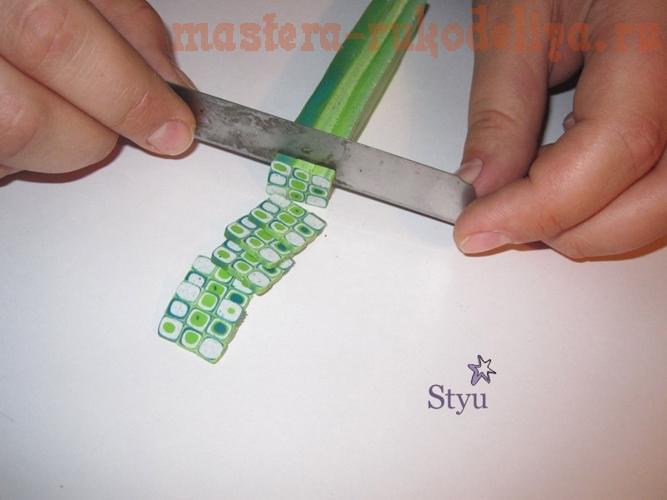 Мастер-класс по работе с полимерной глиной: Фото-рамка