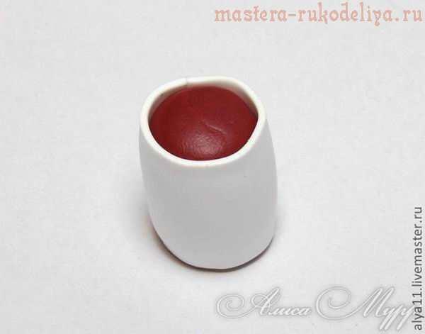Мастер-класс по лепке из полимерной глины: Цветочные бусины