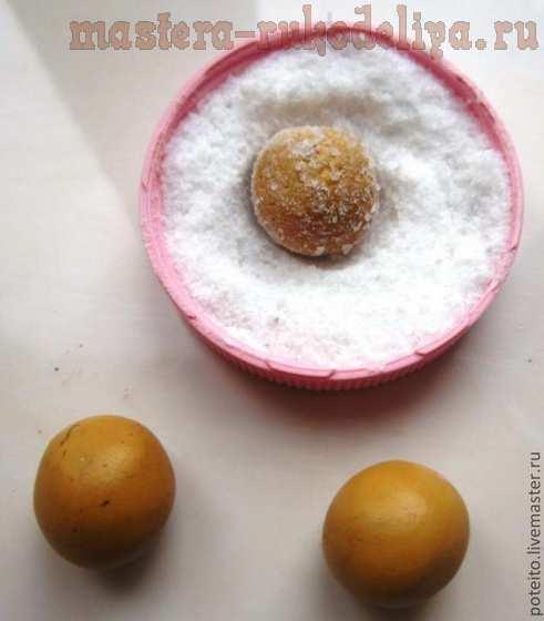 Мастер-класс по лепке из полимерной глины: Как сделать и имитировать крем