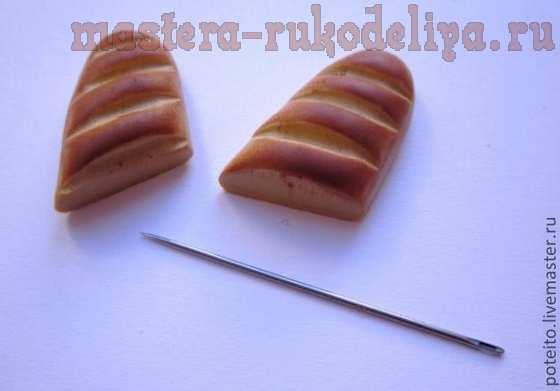 Мастер-класс по лепке из полимерной глины: Как сделать выпечку