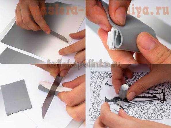 Мастер-класс: Лепка кейна слона из полимерной глины