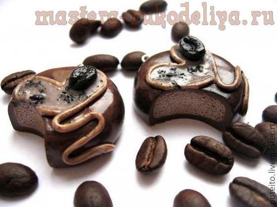 Мастер-класс по лепке из полимерной глины: Конфеты-суфле