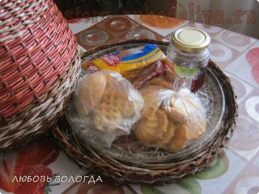 Мастер-класс: Колпак для хлеба и печенья