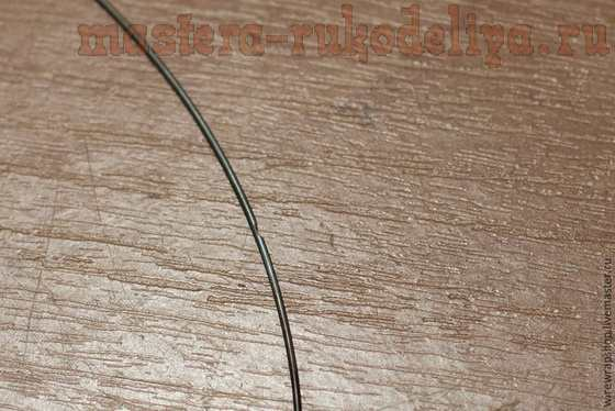 Мастер-класс по технике Wire Wrap: Фэнтези-кулон из нейзильбера