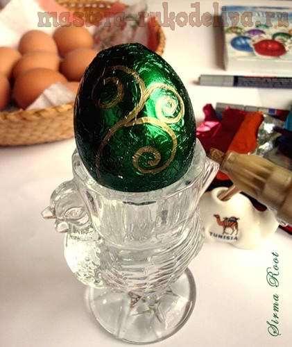 Идеи Декора яиц к Пасхе 5