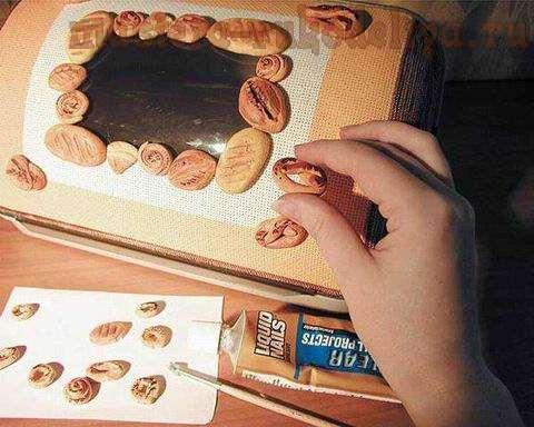 Мастер-класс: Декорирование хлебницы