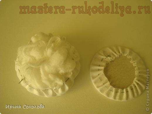 Мастер-класс: Игольница-баночка или подарок вышивальщице