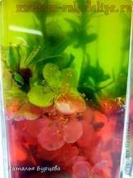 Мастер-класс по декорированию: Забальзамированные живые цветы